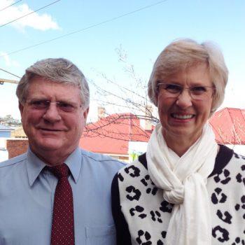 Alan & Jill Paine