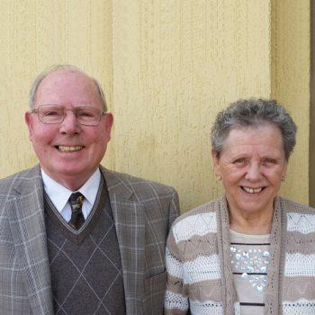 Barry & Elsie South