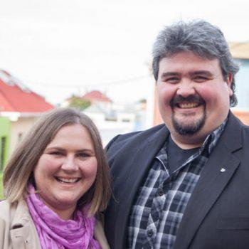 Peter & Catherine Schnetler