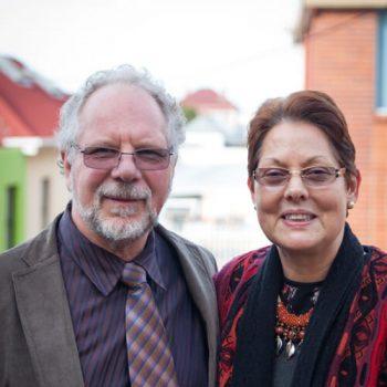 Stephen & Suzanne Deverall